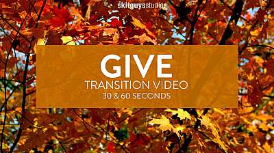 Fall Transition Pack: Give