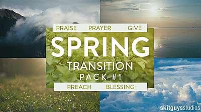 Spring Transition Pack 2