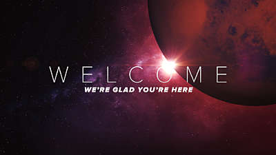 Out There Welcome
