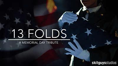 Memorial Day: 13 Folds