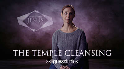 40 Days: The Temple Cleansing