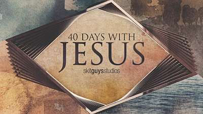 40 Days With Jesus Video Bundle