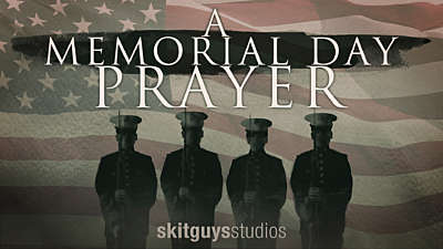 A Memorial Day Prayer