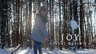 Advent Worship 4: Joy