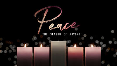 Advent Candlelight Peace
