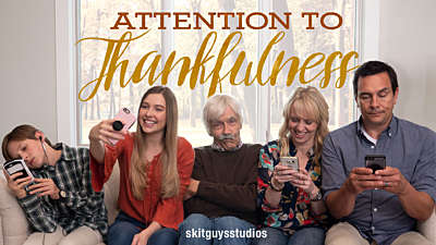 Attention To Thankfulness