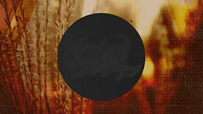 Autumn Grid Circle