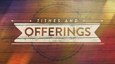 Autumn Praise Tithes Offerings