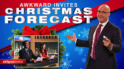 Awkward Invites: Christmas Forecast