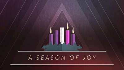 Christmas Advent Candles Week 03