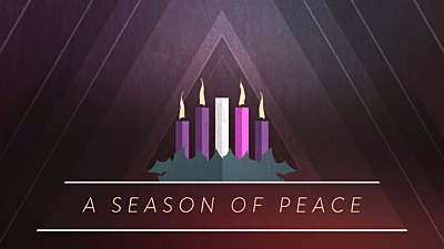 Christmas Advent Candles Week 04