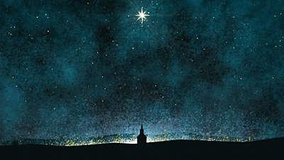 Christmas Eve Light 04