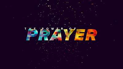 Color Spots Prayer