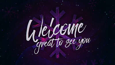 Colorful Winter Welcome 01
