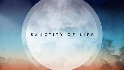 Creation Clouds Sanctity of Life