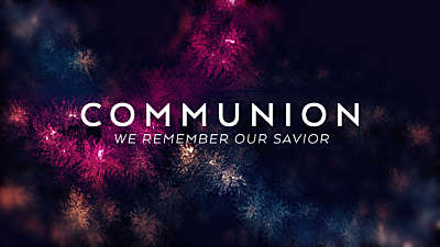 Crystal Flow Communion