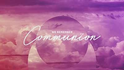 Discipleship Communion
