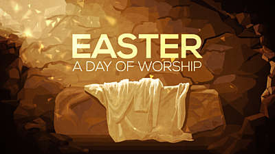 Easter Day Of Worship Intro