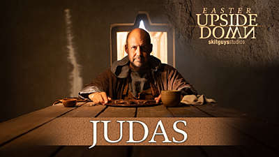 Easter Upside Down: Judas