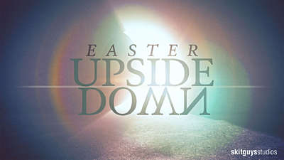 Easter Upside Down: Easter Bundle