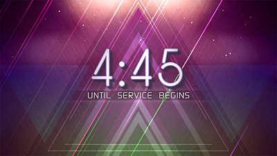 Electro Countdown