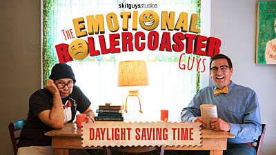 Spring Forward with The Emotional Rollercoaster Guys