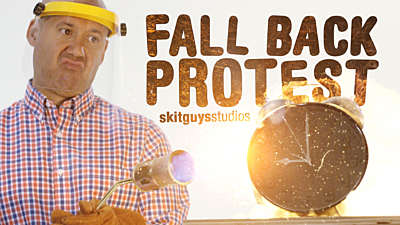 Fall Back Protest