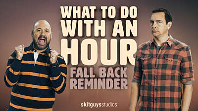Fall Back Reminder: What To Do With An Hour