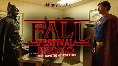 Fall Festival Promo: 1980-Something Edition