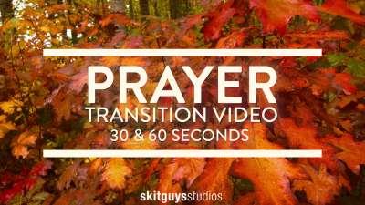 Fall Transition Pack 2: Prayer