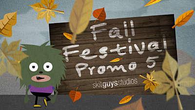Fall Festival Promo 5