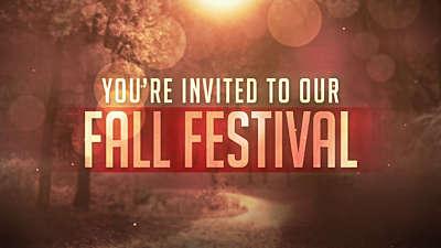 Fall Festival Loop Vol4