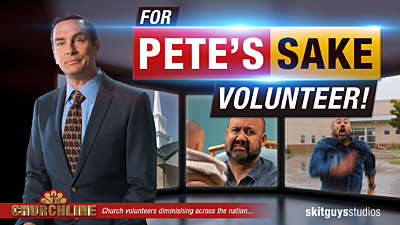For Pete's Sake: Volunteer