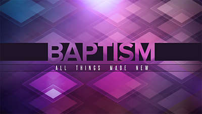 Geo Point Baptism