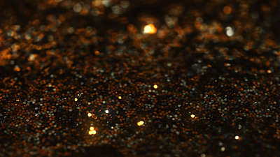 Glitter Light Limonite