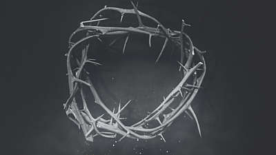 Good Friday Crown Thorns