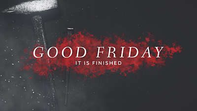 Good Friday Title