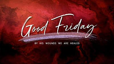 Good Friday Vol 4 Title