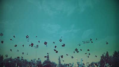 Graduation Adventure Blank
