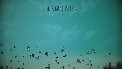 Graduation Adventure Graduates