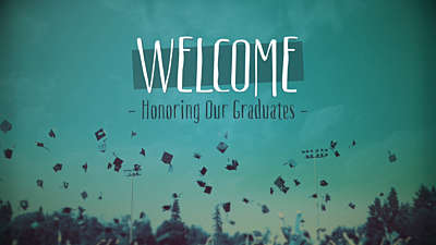 Graduation Adventure Welcome
