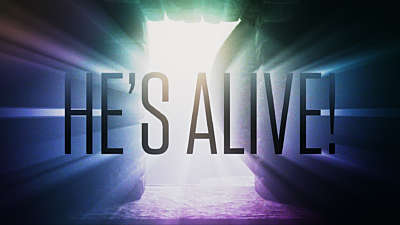 He's Alive (Easter)