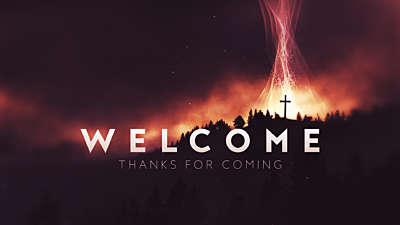 Holy Week Glow Welcome