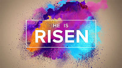 Infusion He is Risen