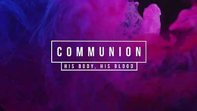 Ink Rise Communion