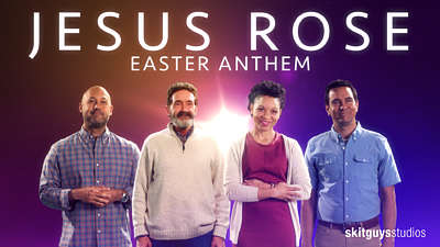 JESUS Rose: Easter Anthem