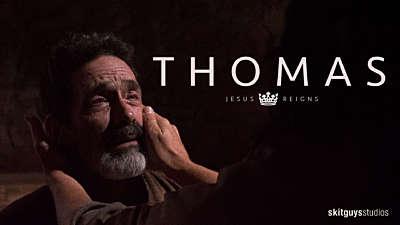 JESUS Reigns: Thomas