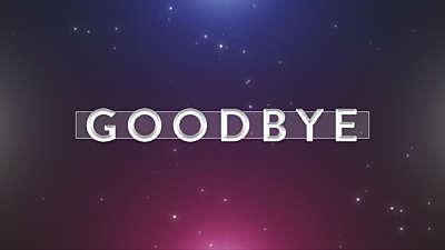 Joyful Lights Goodbye