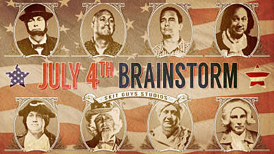 July 4th Brainstorm