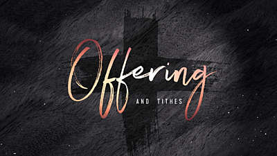 Lent Offering